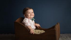 Fayetteville Baby Photographer | Baby Jonah