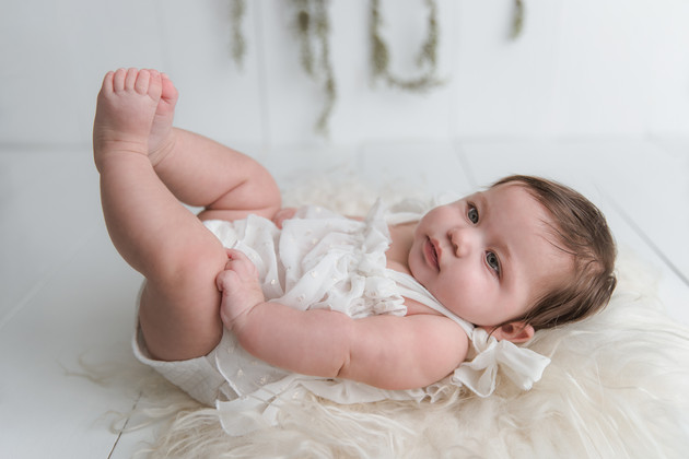 Pinehurst Baby Photographer