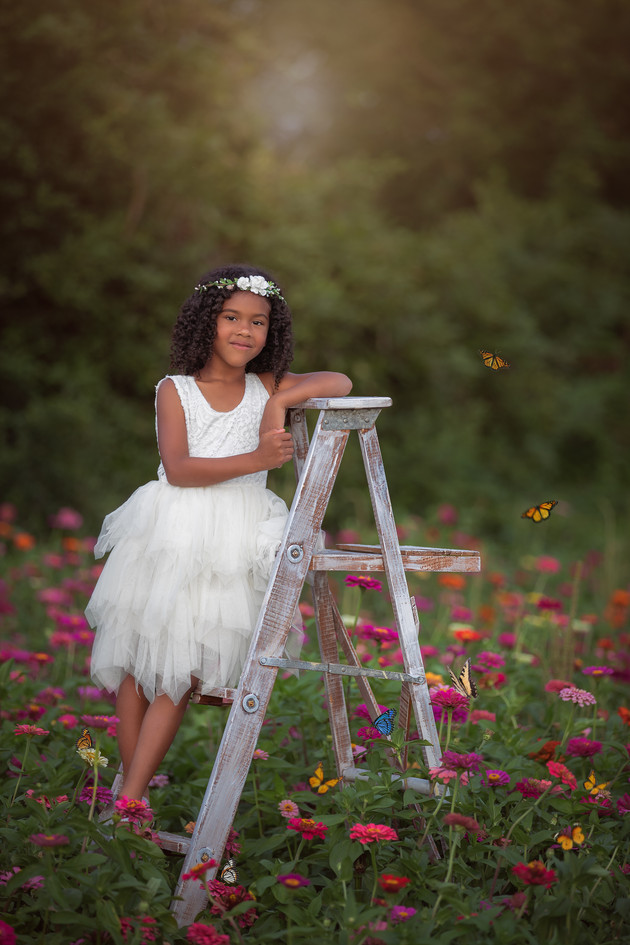 Fayetteville children's photographer