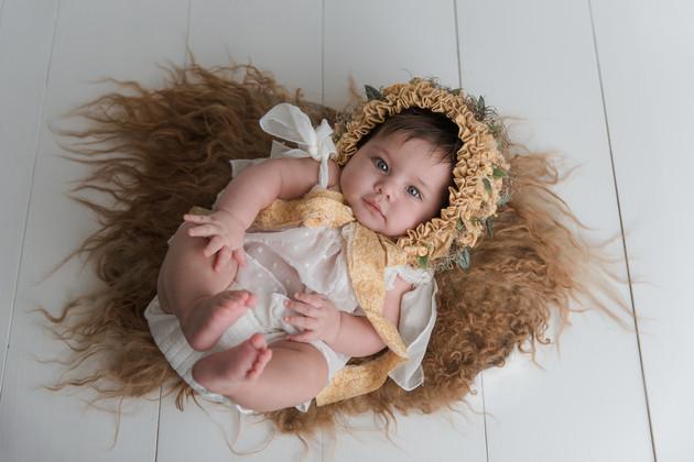 Lillington Baby Photographer