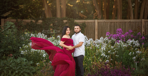 Raleigh Maternity Photographer | Juliana