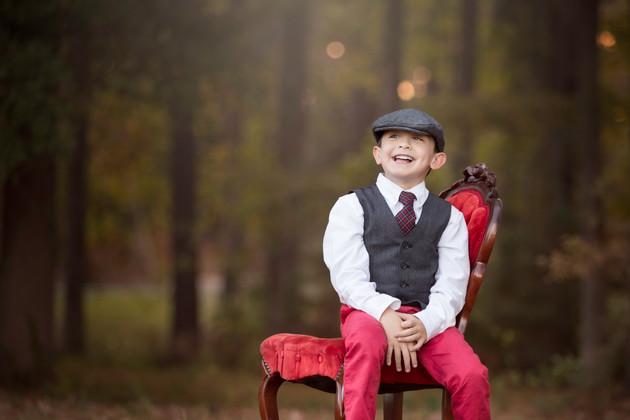 Lillington children's photographer
