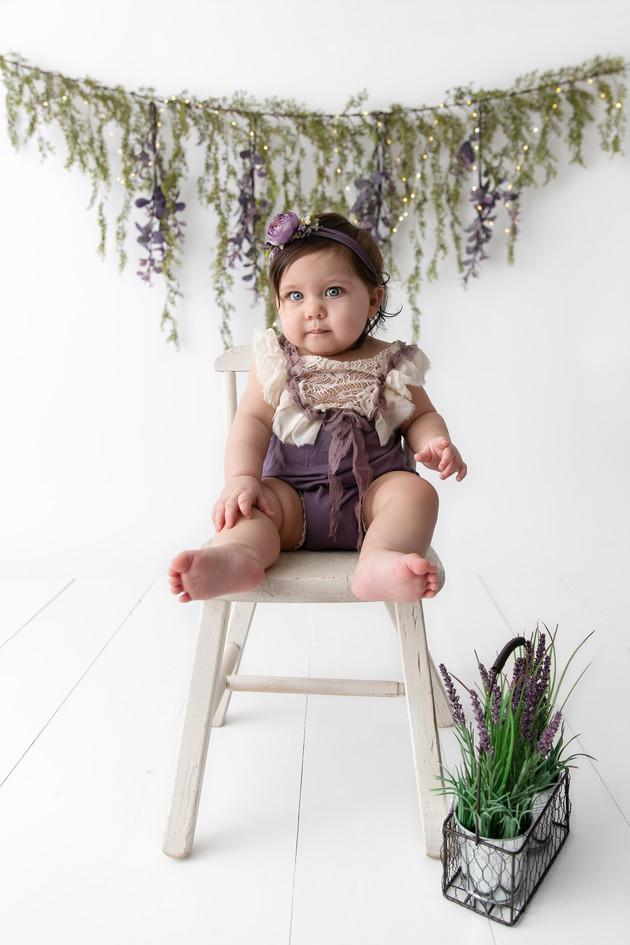 Pineshurst baby photographer
