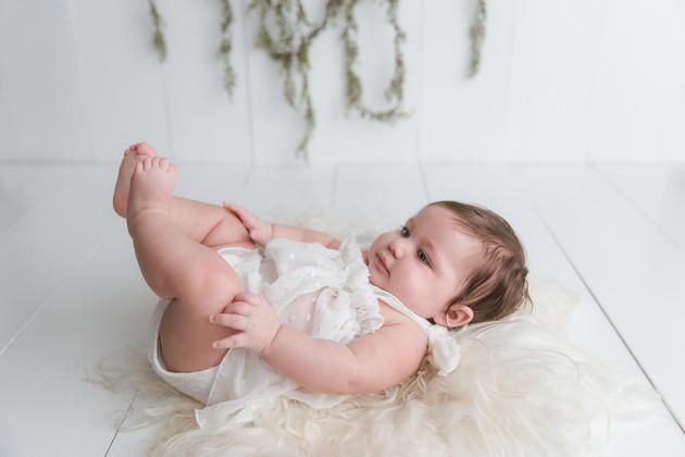 Fort Bragg Baby Photographer