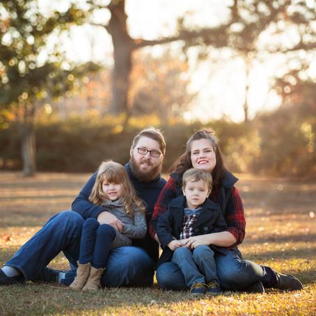 Fayetteville Family Photographer | The Johannes Family