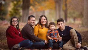 Fayetteville Family Photographer | The Borrego Family