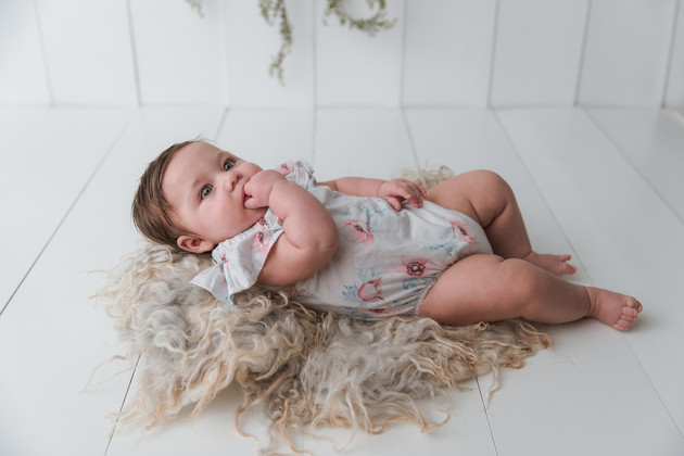 Southern Pines Baby Photographer