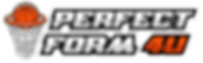 Perfect Form 4U Logo