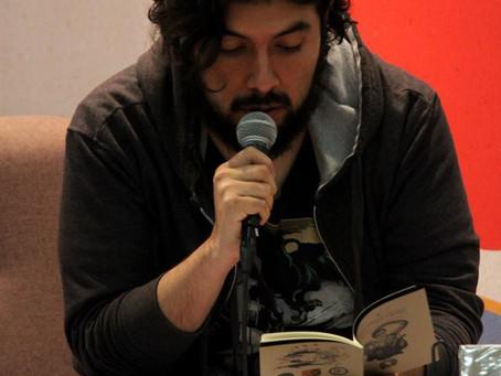Daniel Rojas Pachas: Un poeta chileno escribe en México