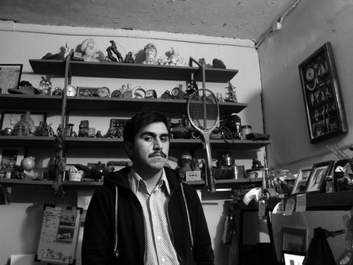 El retrato de Mario Kreutzberger, por Jonnathan Opazo