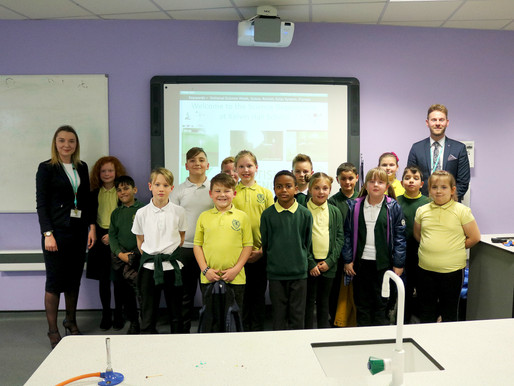 Kelvin and Sidmouth Science Event