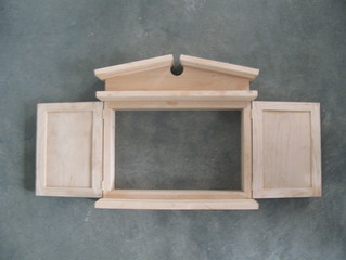 Altarpiece Preliminary Construction