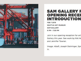 SAM Gallery Joseph Steininger