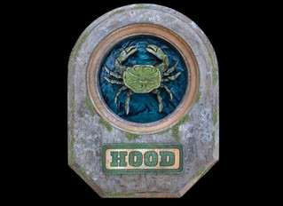 New Piece Completed: Hood