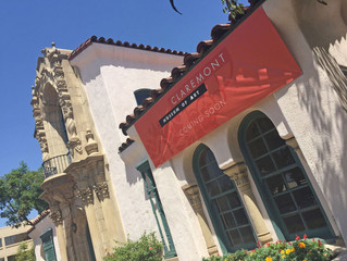 A Visit to the Claremont Art Museum