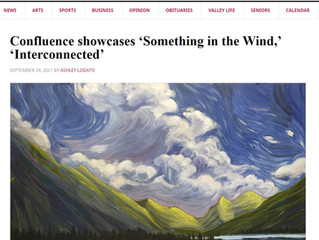 """Article Highlighting """"Something in the Wind"""" Exhibition"""