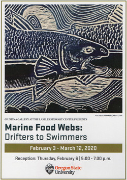Marine Food Web: Drifters and Swimme