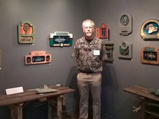 Exhibition Reception at Lynn Hanson Galllery on Saturday
