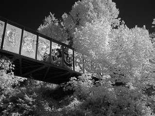An infrared shot from Seattle this time