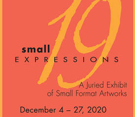 """""""Small Expressions"""" exhibition at Northwind Art Center"""