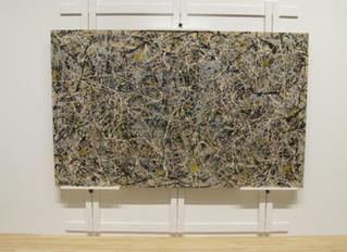 Southern California Visit - MOCA Downtown - Pollock Restoration