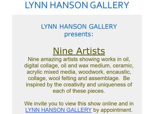 Summer Group Show at Lynn Hanson Gallery