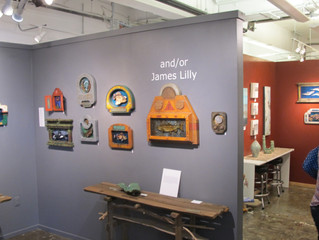 and/or Opening at Lynn Hanson Gallery