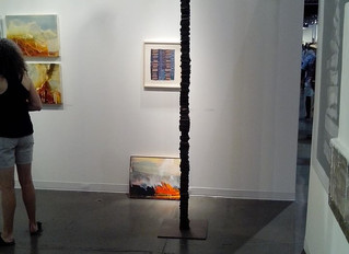 Seattle Art Fair - Another Entry
