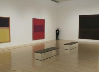 Southern California Visit - Rothko Room MOCA Downtown