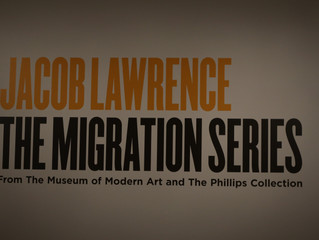 Jacob Lawrence Migration Series at the SAM