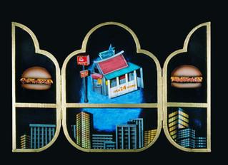 Tommy's Burger Altarpiece