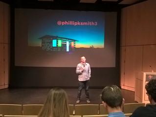 Artist's Talk: Philip K. Smith III