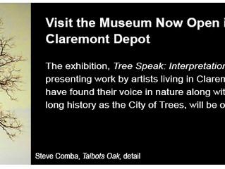 Tree Speak at the Claremont Museum of Art