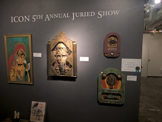 Icon Exhibition - Honorable Mention