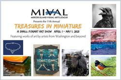 Treasures in Miniature- MIVAL