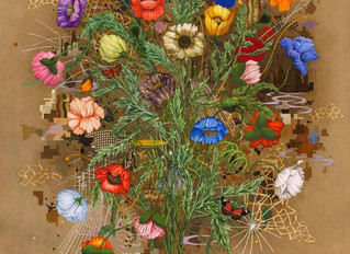 Unapologetic Flowers and Small Stories - Roland Reiss at the Claremont Museum of Art