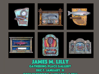 Gathering Space Opening Thursday January 3rd 5PM - 7PM (Tacoma)