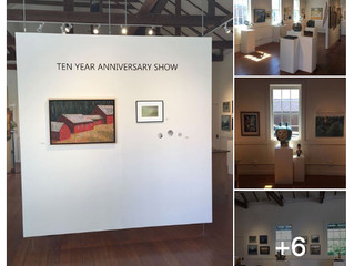 Tenth Anniversary Show at Smith and Vallee