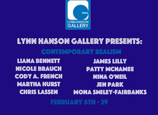 Contemporary Realism at Lynn Hanson Gallery in February