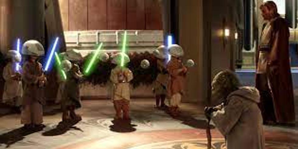Jedi Training for Kids