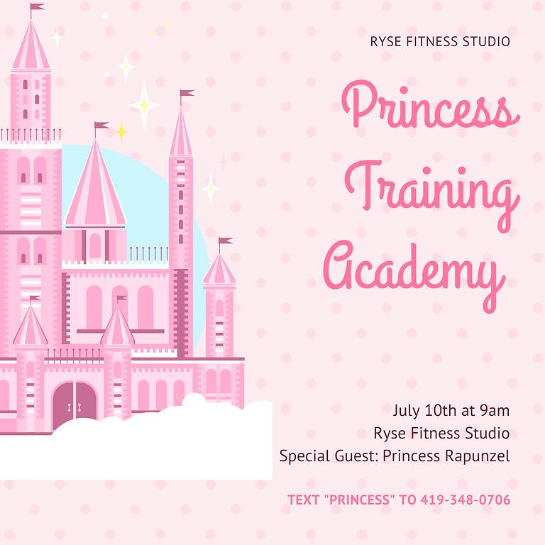 Princess Training Academy