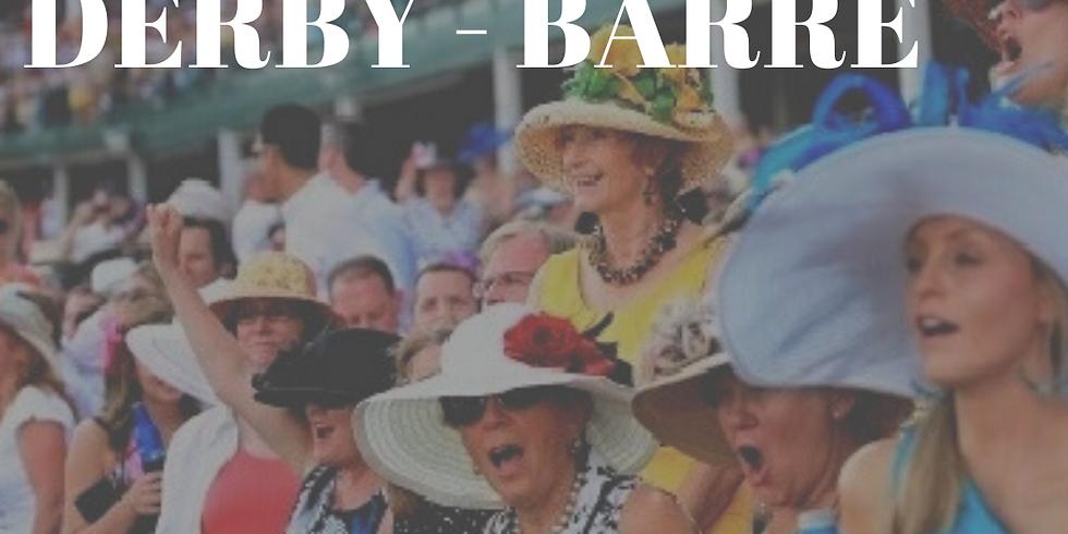 Instructors Choice- Kentucky Derby Barre