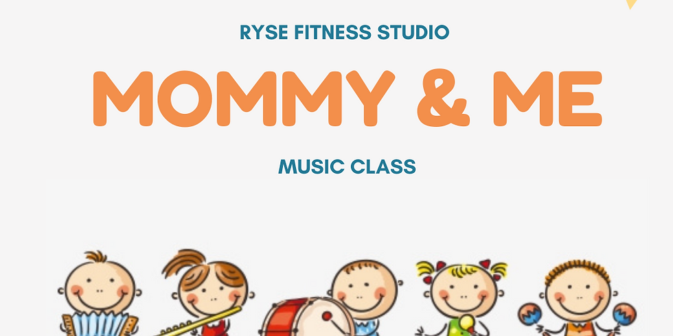 Mommy & Me  - Music and Singing Class