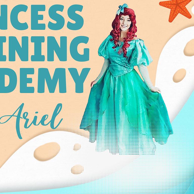 Princess Training Academy with Ariel