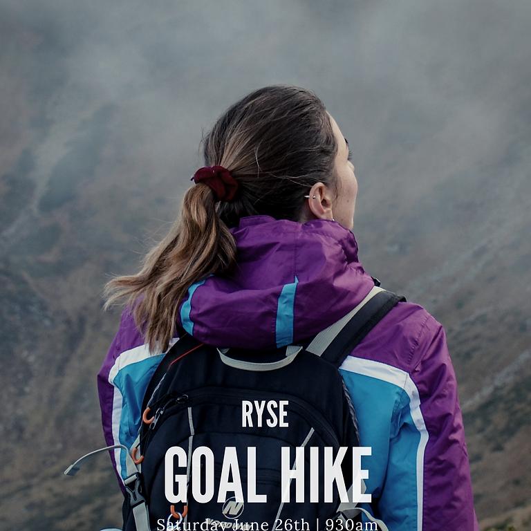 Goal Hike