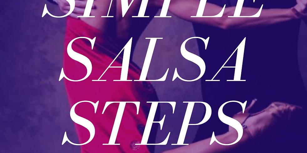Simple Salsa Steps