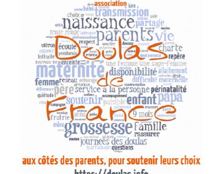 Membre de L'Association Doula de France, Charte.