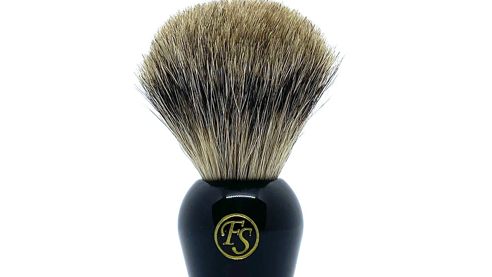 Frank Shaving Black Shaving Brush