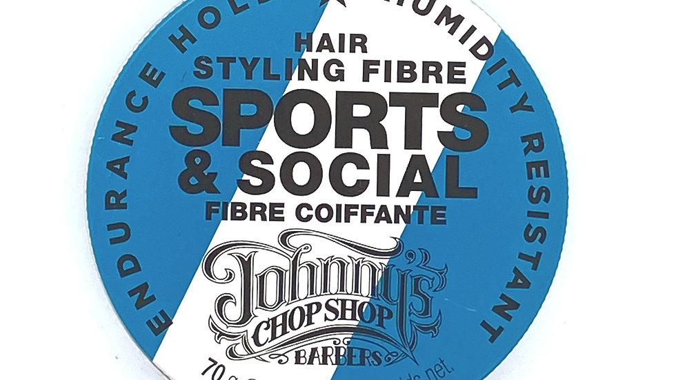 Johnny's Chop Shop Hair Fibre