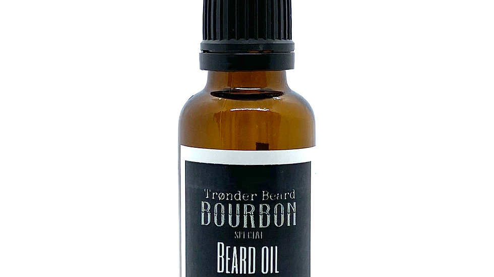 Trønder Beard Bourbon Beard Oil